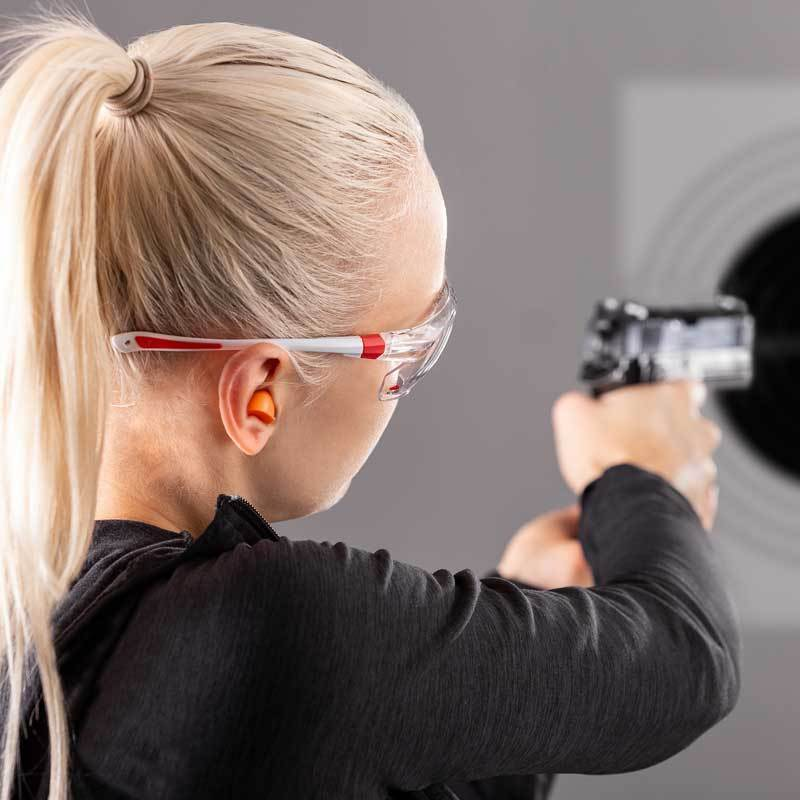 NoCry Safety Glasses for shooting ranges