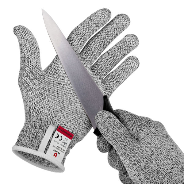 Cut Resistant Gloves With Grip Dots