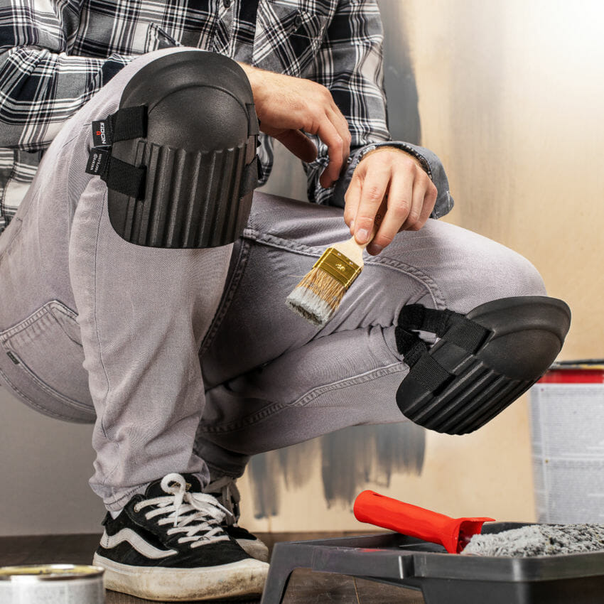 Gardening and Cleaning Foam Knee Pads